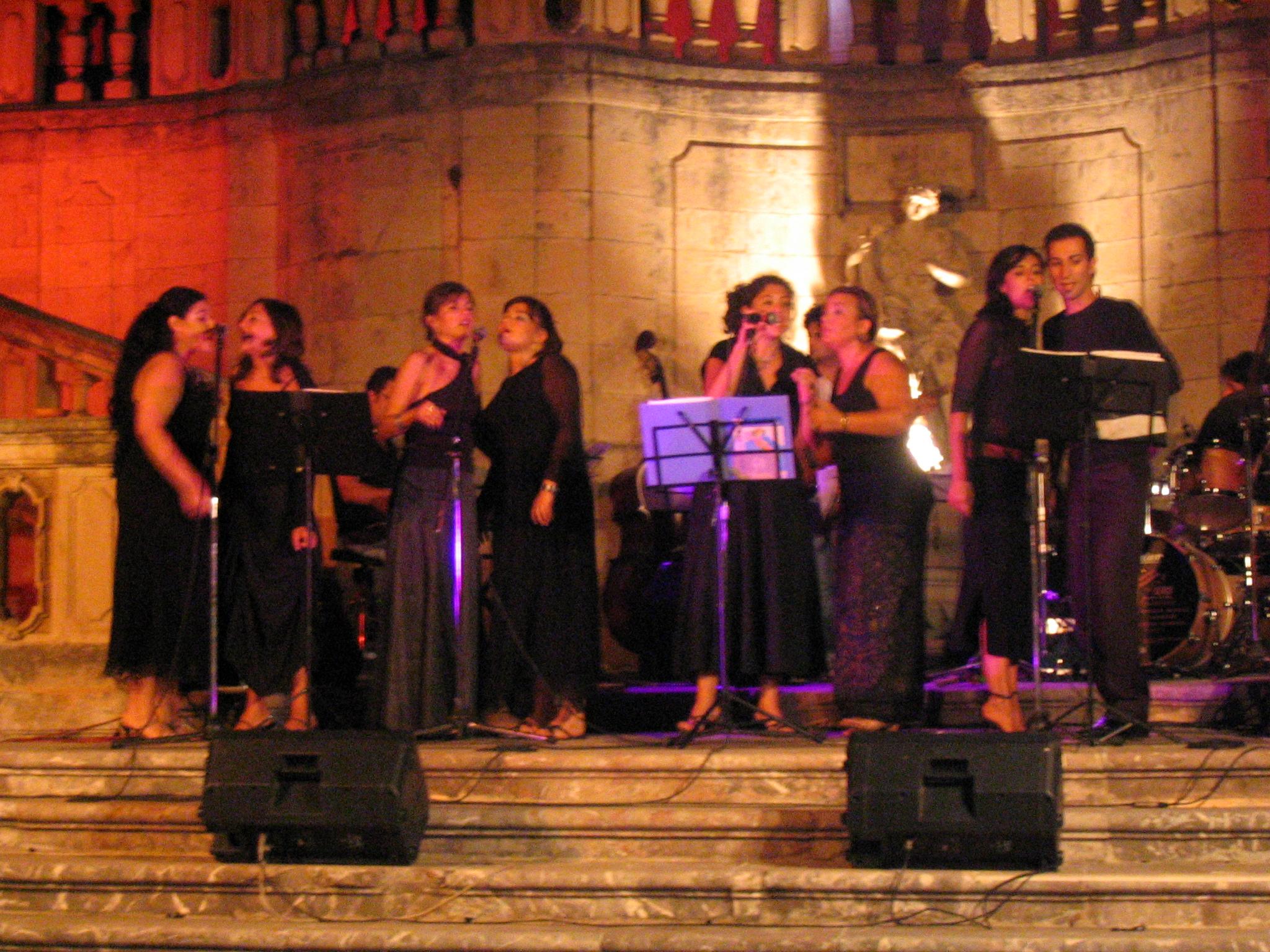 Choir&Band Monte di Pietà 2005