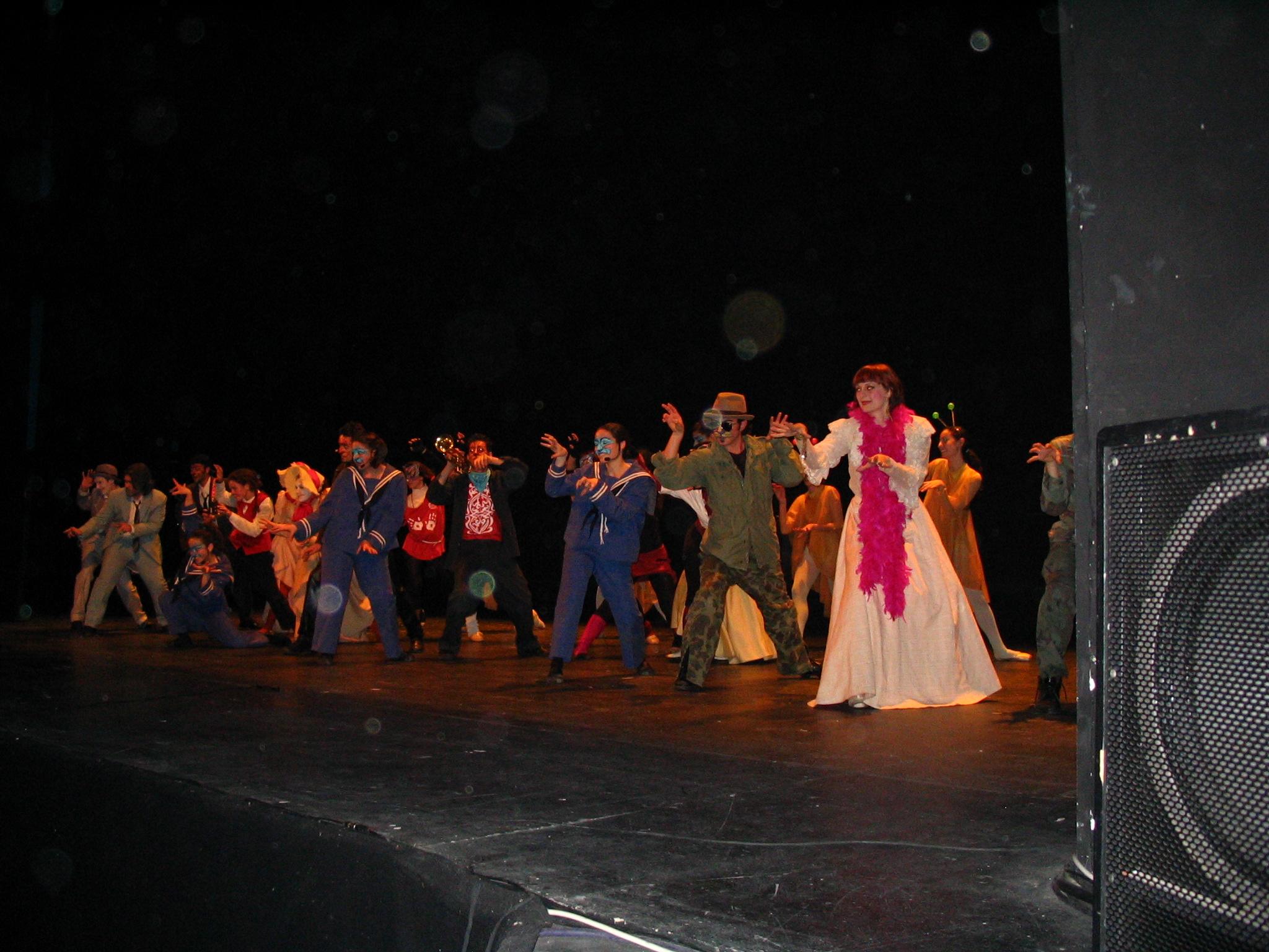 Spettacoli Aristogatti 067