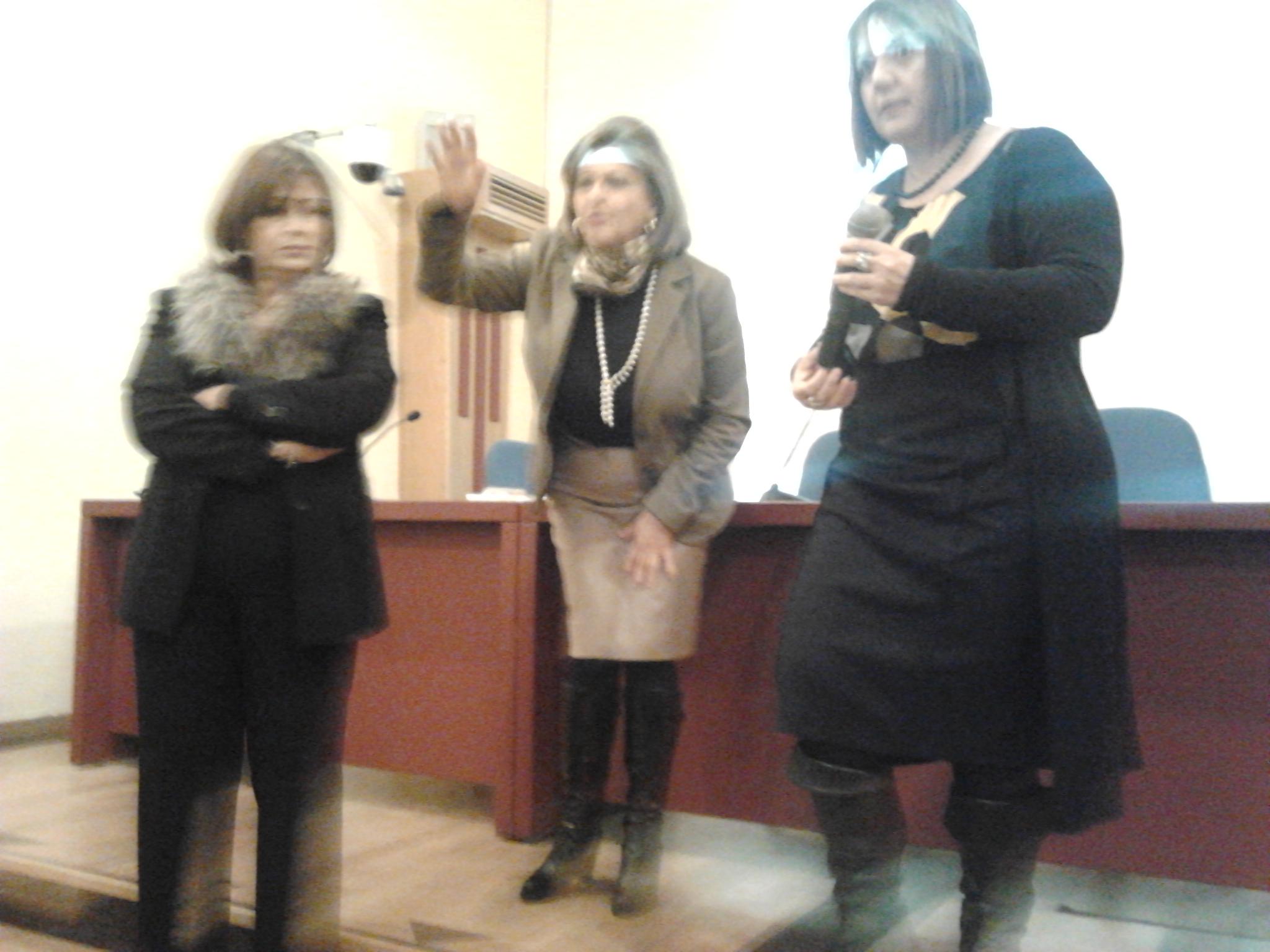 Tra Luce e Ombra presentazione Marsala 2012-03-09
