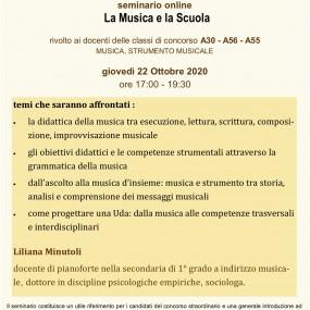 Concorso straordinarioA30_A55_A56_MUSICA ESTRUMENTO_22 OTTOBRE